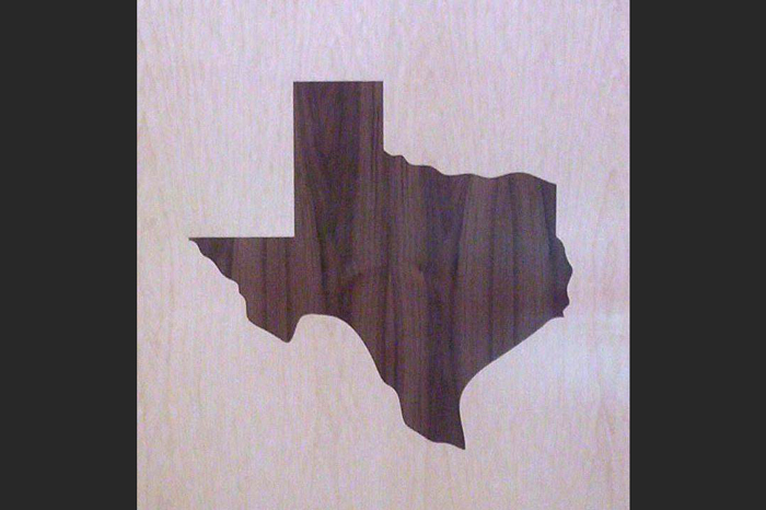 WHITE MAPLE AND WALNUT STATE OF TEXAS